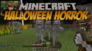 Minecraft Halloween Horror | KID GAMING