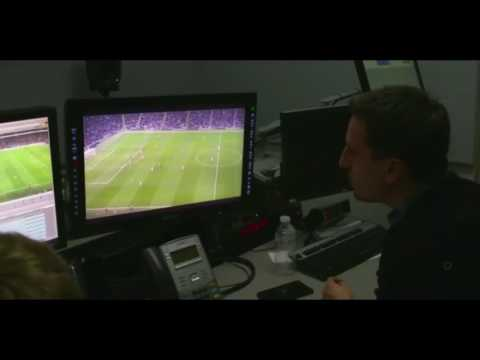 Jaime Carraghar and Gary Neville in Gary Neville Documentary