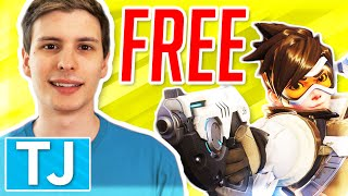 How to Get Overwatch for Free
