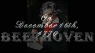 Ludwig van Beethoven Biography 5th Symphony