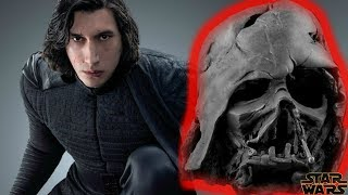 Why Kylo Is Now AFRAID of Darth Vader's Mask – Star Wars The Last Jedi Explained