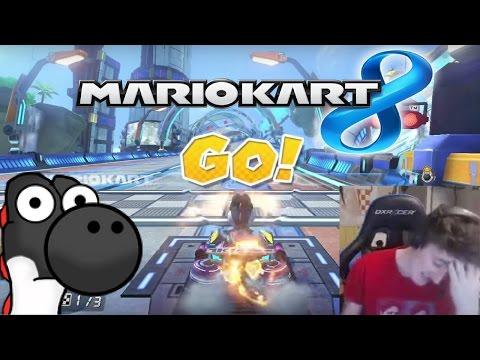 UKOG vs MARIO KART!!! Twitch Win/Fail montage
