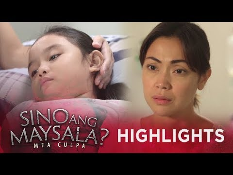 Fina Learns About The Real Blood Type Of Joy |   Sino Ang Maysala
