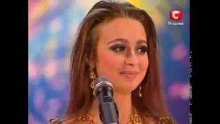 world's beautiful belly dancer on ukraine's got talent