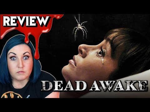 DEAD AWAKE (2017) 💀 Spoiler-Free Horror Movie Review + Sleep Paralysis Discussion