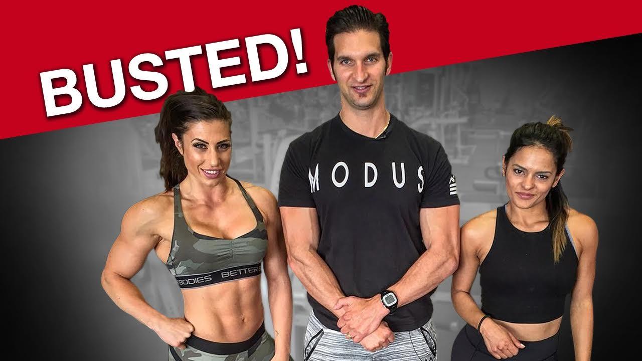 youtube bodybuilding women