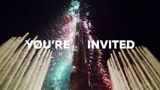 Celebrate New Year's Eve in Dubai | NYE 2019
