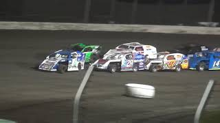 Pure Stocks, E-Mods, Grand Nationals and Mod-Lites @ Lakeside Speedway