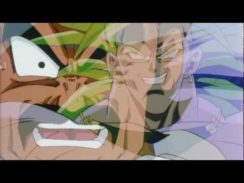 Broly kills his father   [HD]