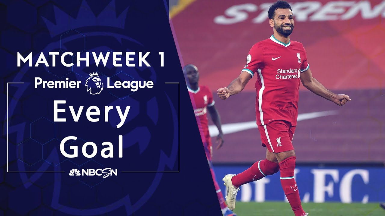 Download Every Premier League goal from 2020-21 Matchweek 1 | NBC Sports