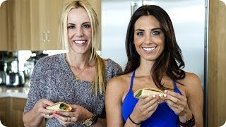 Healthy Breakfast Burrito RecipeHigh Protein Low Fat  Autumn Fitness