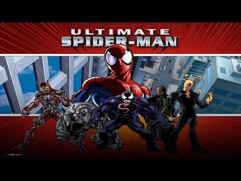 Все Костюмы в Ultimate Spider-Man