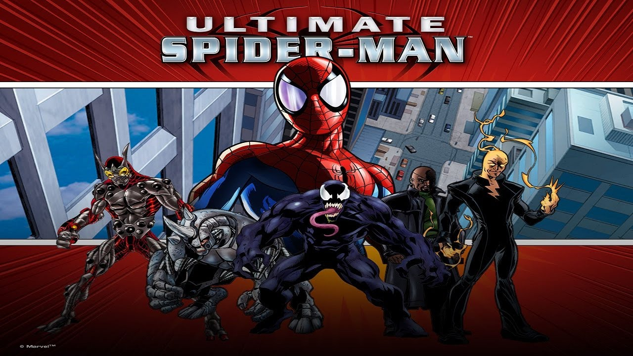 Ultimate Spiderman Walkthrough Complete Game Movie  Youtube
