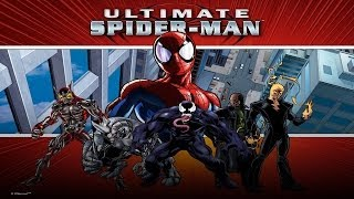 Ultimate Spider-Man Walkthrough Complete Game Movie