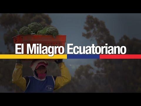 EL MILAGRO ECUATORIANO