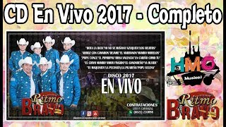 Ritmo Bravo - Disco En Vivo 2017 || Vol. 1 || Disco Completo || Descarga