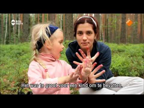 Pussy Riot Activist Nadja Tolokonnikova In Dutch Talkshow