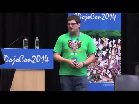 Ben Chapman - Coolest Projects - #Dojocon2014