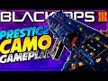 "NEW EPIC ""PRESTIGE CAMO GAMEPLAY"" Black Ops 3 - BO3 NEW EPIC WEAPON CAMOS GAMEPLAY - NEW DLC CAMO"