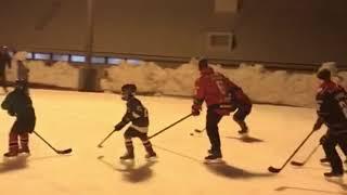 Juniori-Ässät - Joulurieha 2019