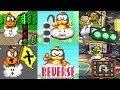 Evolution Of Lakitu In Mario Kart Start Race, Rescue, Wrong Way, Final Lap & Finish 1992-2017