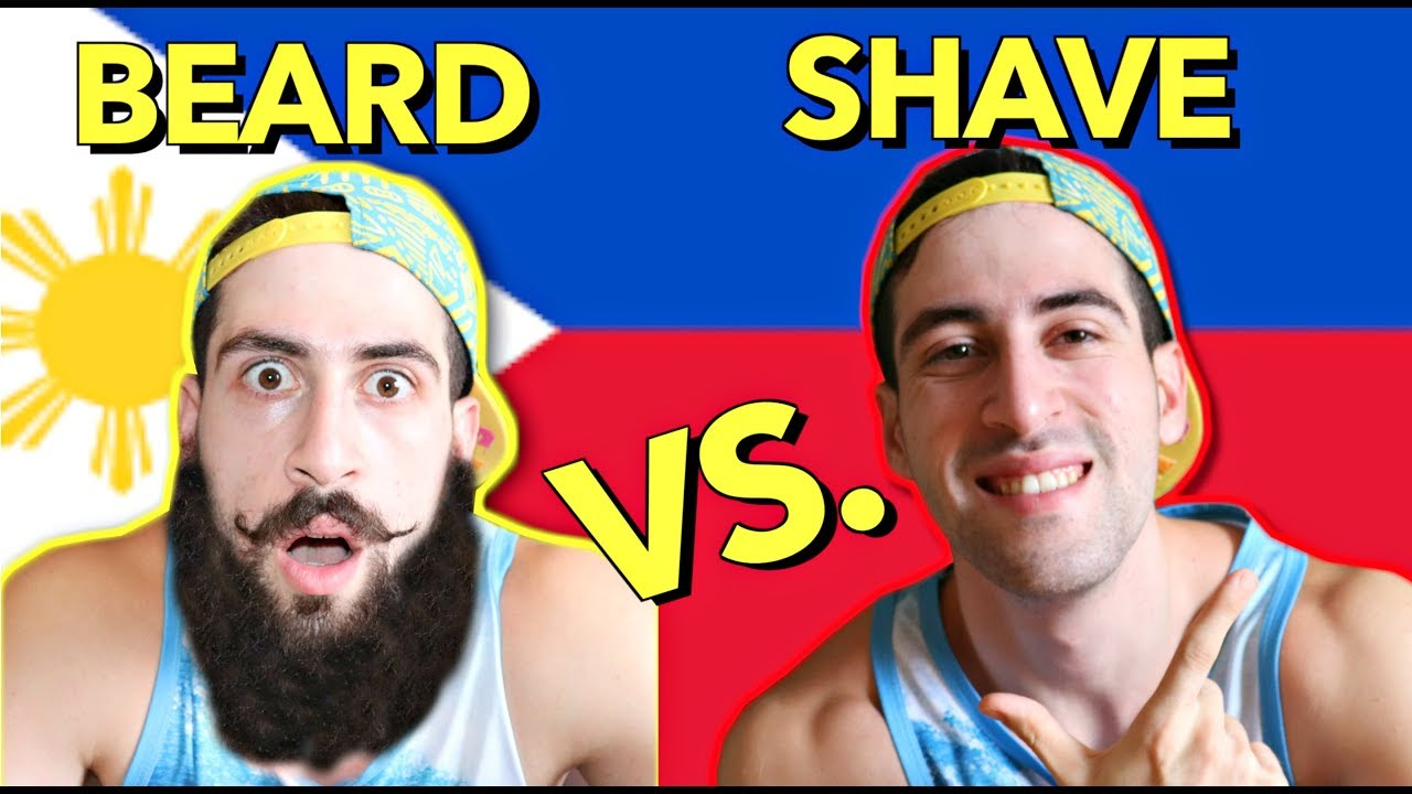 shaving-my-beard-before-after-funny-shaving-moments