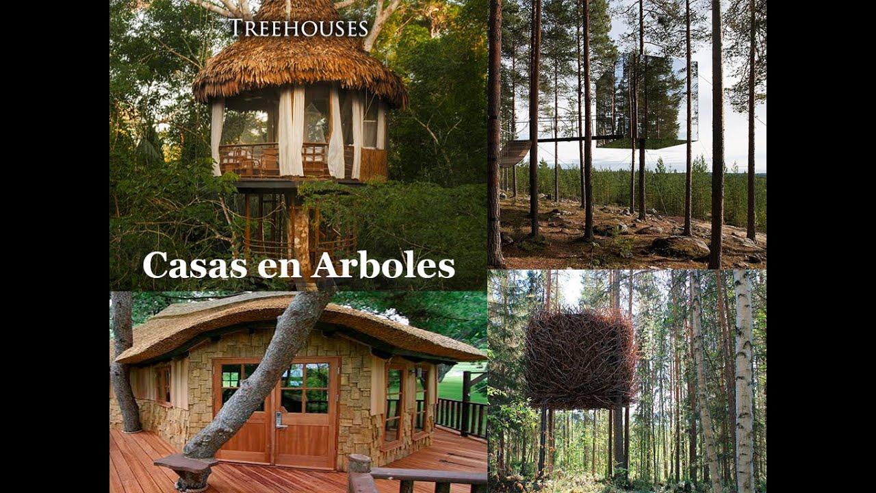 Casas en los arboles youtube - Casas en los arboles girona ...