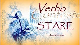 Czasownik STARE w kontekstach zdaniowych / Czas teraźniejszy
