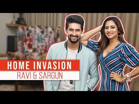 Ravi Dubey & Sargun Mehta's Home Invasion   S2E1   MissMalini