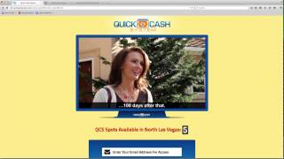 Quick Cash System Scam Exposed
