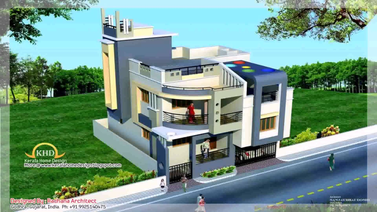 1500 sq ft house plans with basement in india youtube