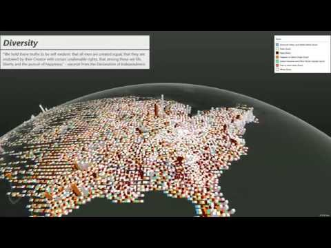 USA Demographics Demo