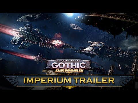 Battlefleet Gothic: Armada - Imperium Trailer
