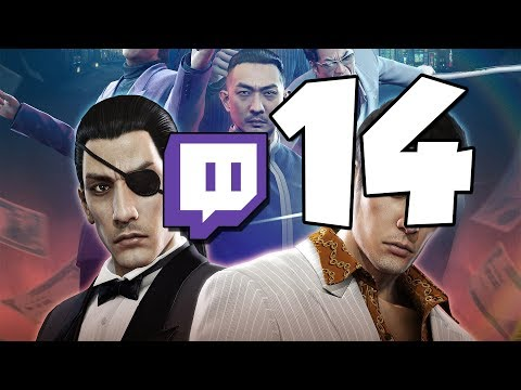Let's Stream Yakuza 0 (#14) - The Man With The Bat Tattoo