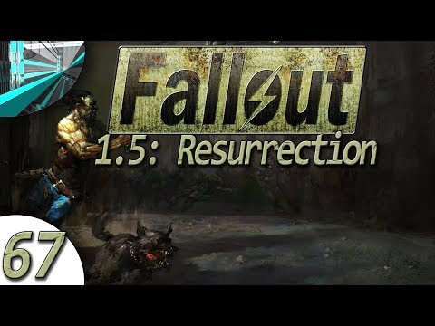 Let's Play Fallout 1.5: Resurrection (part 67 - Variety [blind])