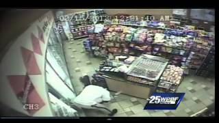 Caught On Video: Domestic beating in gas station a year before murder-suicide