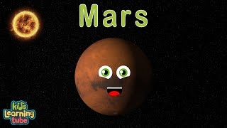 Planet Song for Kids/Solar System Song for Children/Mars Song for Kids