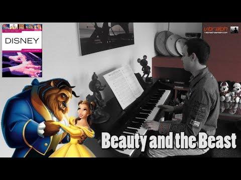 1. Beauty and the beast / really easy piano DISNEY