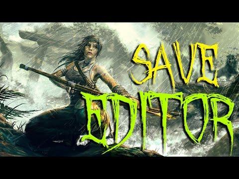Rise of the Tomb Raider Save Editor | Xbox 360 Tutorial | Habilidades, EXP, Recursos