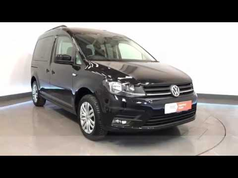 Volkswagen Caddy Life 1.4 TSI C20 Life Mini Bus DSG 4dr (5 Seats)