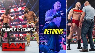Topics Covered In Video- 1)WWE Monday Night Raw 04/08/19 Highlights...