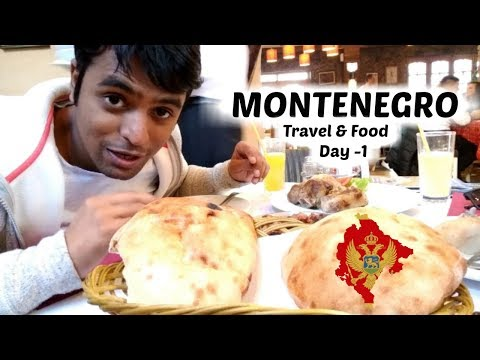 🇲🇪 Things to do in Montenegro - Podgorica - Budva - Travel & Food Vlog - Episode 1 - Budva