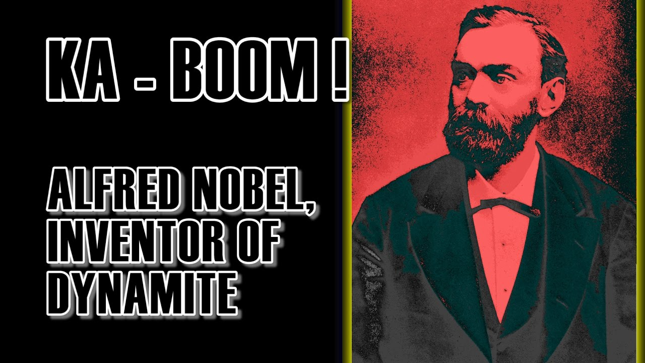 an introduction to the life of alfred nobel the inventor of dynamite Alfred nobel & the invention of dynamite dynamite was commonly used in america to create irrigation trenches, remove trees and rocks, and clear out areas for future roadways later, dynamite was gaining many new uses all around the world.