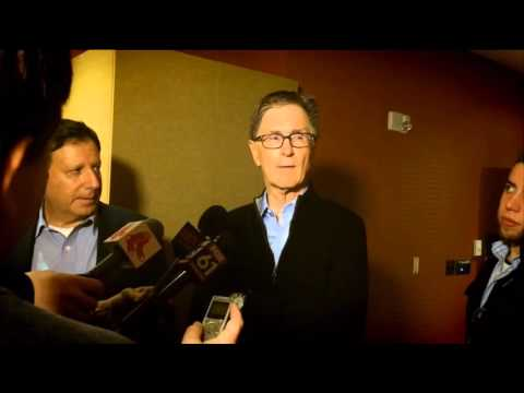 Boston Red Sox owner John Henry discusses the unpredictability of the AL East