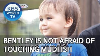 Bentley is not afraid of touching mudfish [The Return of Superman/2019.10.20]
