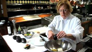 Avocado & Goat Cheese Mousse