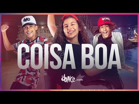 Coisa Boa - Gloria Groove  FitDance Teen Coreografía Dance