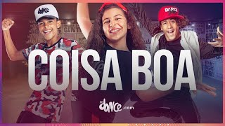 Baixar Coisa Boa - Gloria Groove | FitDance Teen (Coreografía) Dance Video