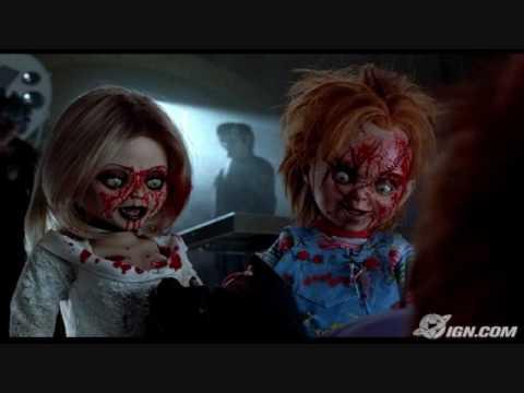 Chucky Through The Years