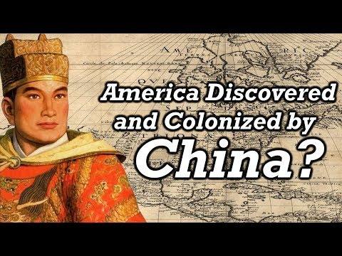 Did the Chinese Discover America First?